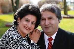 Dr. Anjuli and Dr. Nicholas Nayak
