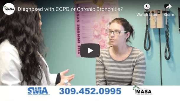 Diagnosed with COPD or Chronic Bronchitis?