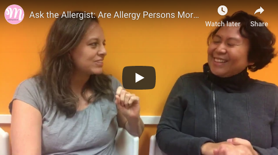 Are Allergy Persons More Prone to Colds and the Flu?